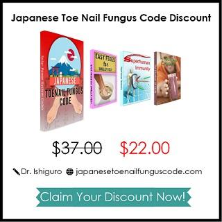 Japanese Toe Nail Fungus Code